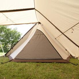 【3/1限定】買えば買うほど★最大10%OFFクーポン オガワ ツインピルツフォークL フルインナー (3568) キャンプ テント 4人用 : ライトグレー Ogawa