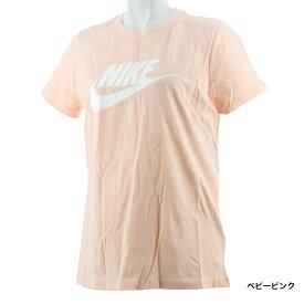 ナイキ レディース 半袖Tシャツ ウィメンズ エッセンシャル アイコン フューチュラ L/S Tシャツ (BV6170) スポーツウェア NIKE