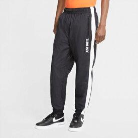 ナイキ メンズ ウインドパンツ JDI ウーブン シーズナル パンツ CU4106 010 スポーツウェア : ブラック NIKE