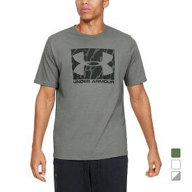 最大10%OFFクーポン【スーパーSALE限定】 アンダーアーマー メンズ 半袖Tシャツ UA BOXED SPORTSTYLE CAMO FILL SS 1351616 スポーツウェア UNDER ARMOUR