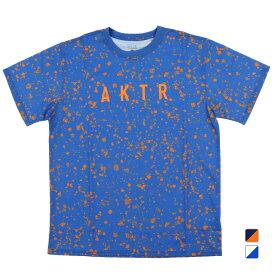 アクター メンズ バスケットボール 半袖Tシャツ GRAVEL STONE TEE 120-017005 AKTR