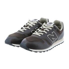ニューバランス ML373 2E BRN メンズ ウォーキングシューズ : ブラウン New Balance