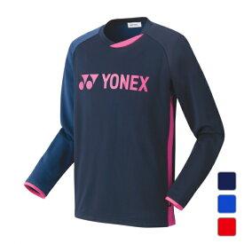 ヨネックス メンズ レディース テニス バドミントン ライトトレーナー フィットスタイル 31039 YONEX