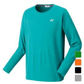 ヨネックス メンズ レディース テニス バドミントン ロングスリーブTシャツ(フィットスタイル) 16482 YONEX