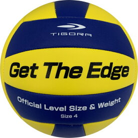 ティゴラ ボール 4号球 (TR-8VB0018) バレーボール 練習球 TIGORA