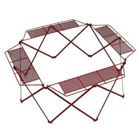 【3/1限定】買えば買うほど★最大10%OFFクーポン ネイチャートーンズ オクタゴンファイヤーテーブル(本体) (OCTFT-R) キャンプ テーブル Nature tones