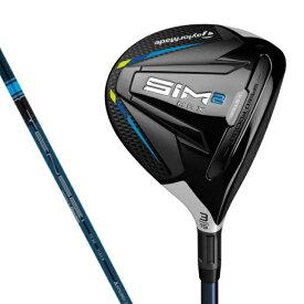 テーラーメイド SIM2 MAX シム2マックス フェアウェイウッド ゴルフ TENSEI BLUE TM50 2021年 メンズ TaylorMade