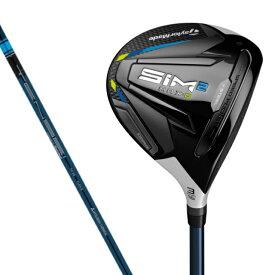 テーラーメイド SIM2 MAX-D シム2マックス フェアウェイウッド ゴルフ TENSEI BLUE TM50 2021年 メンズ TaylorMade