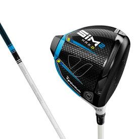 テーラーメイド レディース SIM2 MAX-D シム2マックス ドライバー ゴルフ TENSEI BLUE TM40 12゜ 2021年 TaylorMade
