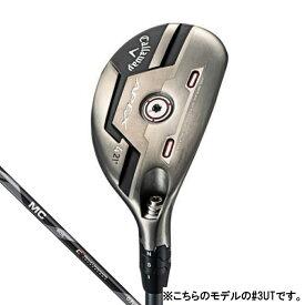 キャロウェイ APEX ユーティリティ ゴルフ Fujikura MC 80 for Callaway 2021年 メンズ Callaway