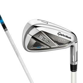 テーラーメイド レディース SIM2 MAX シム2マックス 単品アイアン ゴルフ TENSEI BLUE TM40 2021年 TaylorMade