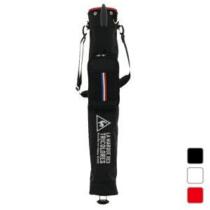【3/1限定】買えば買うほど★最大10%OFFクーポン ルコック クラブケース (QQBRJA31) セルフスタンド メンズ ゴルフ ラウンドクラブケース le coq sportif