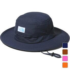 【6/15】 買えば買うほど★ 最大10%OFFクーポン 2021春夏 ノースフェイス ジュニア キッズ 子供 トレッキング 帽子 Kids Horizon Hat キッズホライズンハット NNJ02006 THE NORTH FACE