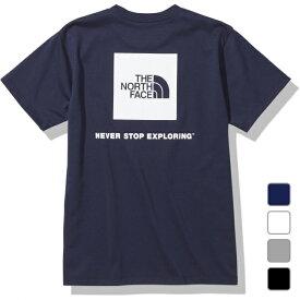 2021春夏 ノースフェイス レディース 半袖Tシャツ S/S Back Square Logo Teeショートスリーブバックスクエアーロゴティー NTW32144 THE NORTH FACE