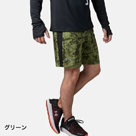 アンダーアーマー UNDER ARMOUR メンズ ランニング ショート/ハーフパンツ UA STRETCH WOVEN SPEEDPOCKET PRINTED 7INCH SHORT 1319 19SSclearance