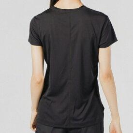 【2/25はエントリー&楽天カードで最大P12倍】 アシックス レディース 陸上/ランニング 半袖Tシャツ WSランニングSSトップ (2012A062 001) : ブラック asics