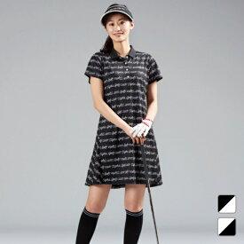 TIGORA GREEN LABEL ティゴラ レディース ゴルフウェア 半袖ワンピース (TR-1H2111OP) 遮熱機能