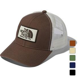 【7/30〜8/2】 買えば買うほど★ 最大10%OFFクーポン 2021春夏 ノースフェイス トレッキング 帽子 Trucker Mesh Cap トラッカーメッシュキャップ NN02043 THE NORTH FACE