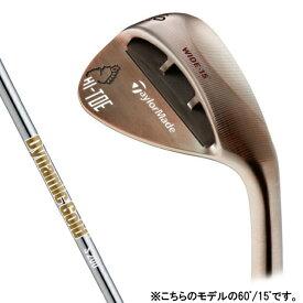 テーラーメイド ハイトゥ ロウ ビッグフット ウェッジ ゴルフ Dynamic Gold 60゜ S200 2021年モデル メンズ TaylorMade