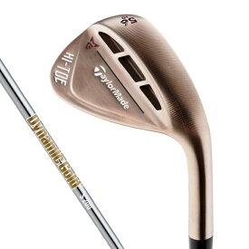 【7/30〜8/2】 買えば買うほど★ 最大10%OFFクーポン テーラーメイド ハイトゥ ロウ ウェッジ ゴルフ Dynamic Gold 56゜ S200 2021年モデル メンズ TaylorMade
