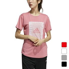 アディダス レディース 半袖機能Tシャツ WMHEWORDGRAPHICTEE JKO21 GM8806 GP0343 GM8807 GM8805 スポーツウェア adidas 0529T 191011aparel