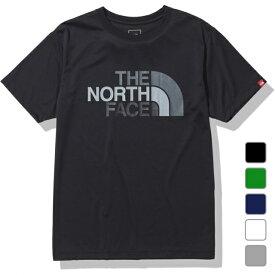2021春夏 ノースフェイス メンズ アウトドア 半袖Tシャツ S/S Colorful Logo Tee ショートスリーブカラフルロゴティー NT32134 THE NORTH FACE