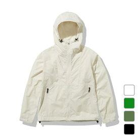 2021春夏 ノースフェイス レディース アウトドアジャケット Compact Jacket コンパクトジャケット NPW71830 THE NORTH FACE