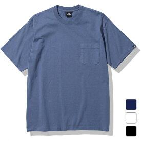 【10/20】買えば買うほど★最大10%OFFクーポン 2021春夏 ノースフェイス メンズ アウトドア 半袖Tシャツ S/S Heavy Cotton Tee ショートスリーブヘビーコットンティー NT32009 THE NORTH FACE