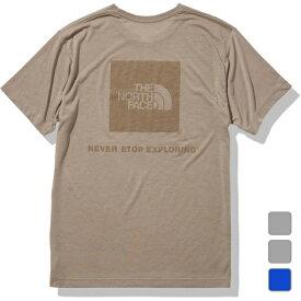 2021春夏 ノースフェイス メンズ アウトドア 半袖Tシャツ ショートスリーブフラッシュドライメリノクルー NT32087 THE NORTH FACE