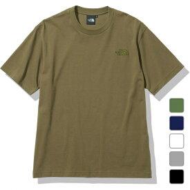 2021春夏 ノースフェイス メンズ アウトドア 半袖Tシャツ ショートスリーブスモールワンポイントロゴティ NT32039 THE NORTH FACE