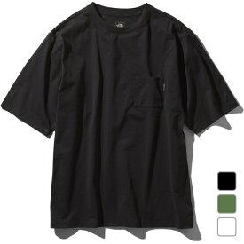 【6/20】 買えば買うほど★ 最大10%OFFクーポン 2021春夏 ノースフェイス メンズ アウトドア 半袖Tシャツ S/S Airy Pocket Tee ショートスリーブエアリーポケットティー NT11968 THE NORTH FACE