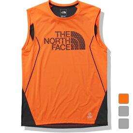 【10/20】買えば買うほど★最大10%OFFクーポン 2021春夏 ノースフェイス メンズ アウトドア 半袖Tシャツ スリーブレスベターザンネイキッドクルー NT61970 THE NORTH FACE