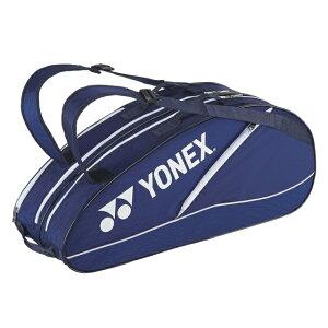 【4/20限定】買えば買うほど★最大10%OFFクーポン ヨネックス ラケットバック6 リュック付 BAG2132R テニス ラケットバッグ : ネイビー YONEX