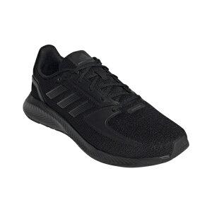 アディダス コアランナー CORERUNNER M FZ2808 メンズ 陸上 ランニングシューズ : ブラック×ブラック adidas