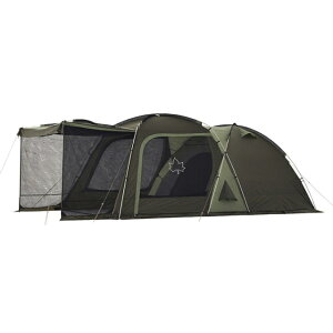 ロゴス neos 3ルームドゥーブル XL-BJ 71805549 キャンプ スクリーンテント LOGOS
