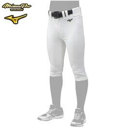 【5/20限定】買えば買うほど★最大10%OFFクーポン ミズノ メンズ 野球 練習着 ミズノプロ 練習用 ウェア パンツ ユニフォーム ストレッチ パンツ ショート フィット (12JD9F13) : ホワイト MIZUNO