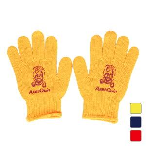 最大10%OFFクーポン【楽天お買い物マラソン限定】 アクシーズクイン ジュニア キッズ・子供 トレッキング グローブ Gnome Junior Glove AG3786 AXESQUIN