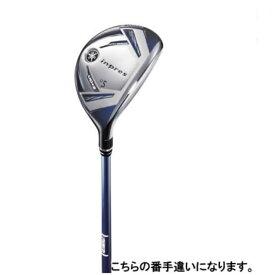 最大10%OFFクーポン【楽天 お買い物マラソン限定 】 ヤマハ 19 インプレス UD+2 ユーティリティー ゴルフ TMX-419U U4 2019年モデル メンズ YAMAHA