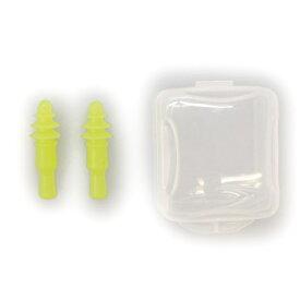 ティゴラ(TIGORA) 水泳 スイム用 耳せん : イエローグリーン (TR-3S3505EP)