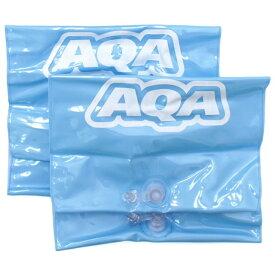 AQA(エーキューエー) スイミング アームフロート :クリスタルブルー (KP 1871)