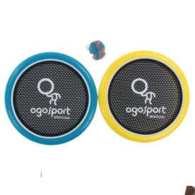 オゴディスク・ミニ イエロー/ブルー 003320003 レジャー用品 玩具
