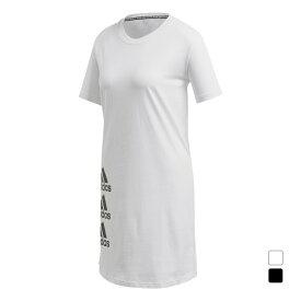 アディダス レディース Tシャツ 半袖Tシャツ GKZ73 スポーツウェア adidas 191011aparel 20clearancewear 0529T