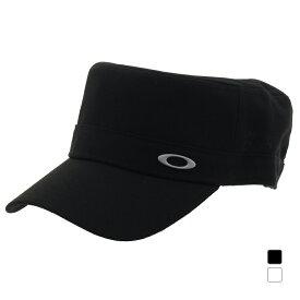 オークリー ゴルフウェア ワークキャップ BG WORK 15.0 (FOS900654) アジャスターはシリコンタブで調整 メンズ OAKLEY