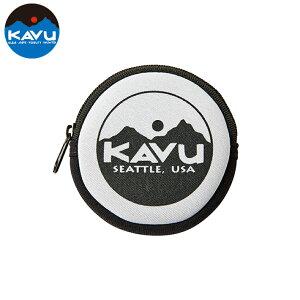 カブー サークルコインケース 19820447010000 財布 小銭入れ コインケース : White KAVU