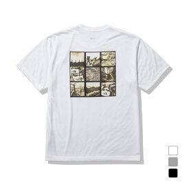 【10/20】買えば買うほど★最大10%OFFクーポン 2021春夏 ノースフェイス メンズ 半袖Tシャツ S/S BC Duffel Photo Tee ショートスリーブベースキャンプダッフルフォトティー NT32146 THE NORTH FACE