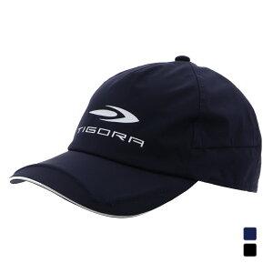 ティゴラ ゴルフウェア レインキャップ (TR-1R1011RC) 高い耐水性/透湿性を誇り、降雨の際でも快適にプレー メンズ TIGORA