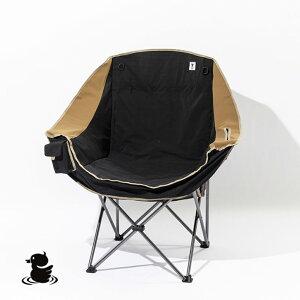 ジーアールエヌアウトドア 60/40Cloth Single Sofa Chair BLACK GO1449F キャンプ チェア grn outdoor