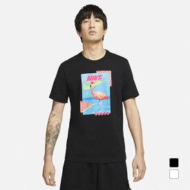 ナイキ メンズ 半袖Tシャツ NSW ビーチ フラミンゴ S/S Tシャツ DD1283 スポーツウェア NIKE 21summersale