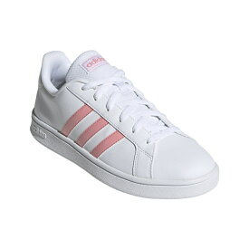 アディダス EG4055 レディース スニーカー : ホワイト×ピンク adidas 210903shoes