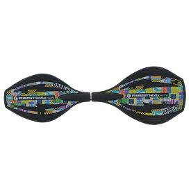 ラングスジャパン リップスティックデラックスミニ 13769 エクストリームスポーツ ボード/スケート : ナンバーブラック rangsjapan
